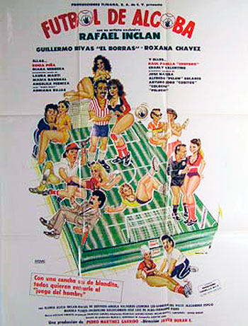 Las ficheras pelicula mexicana la selecci 243 n nacional de futbol y
